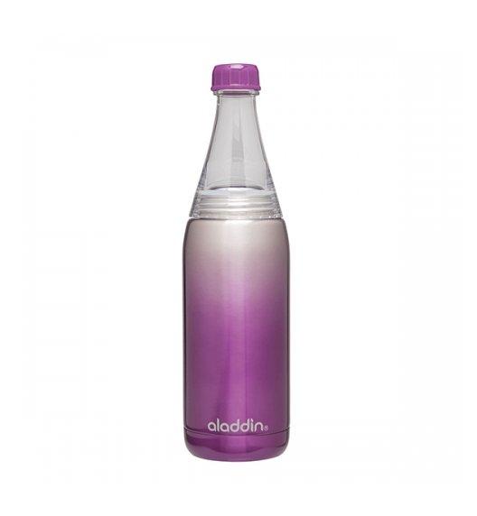 ALADDIN FRESCO TWIST&GO Butelka z izolacją próżniową 600 ml / fioletowa