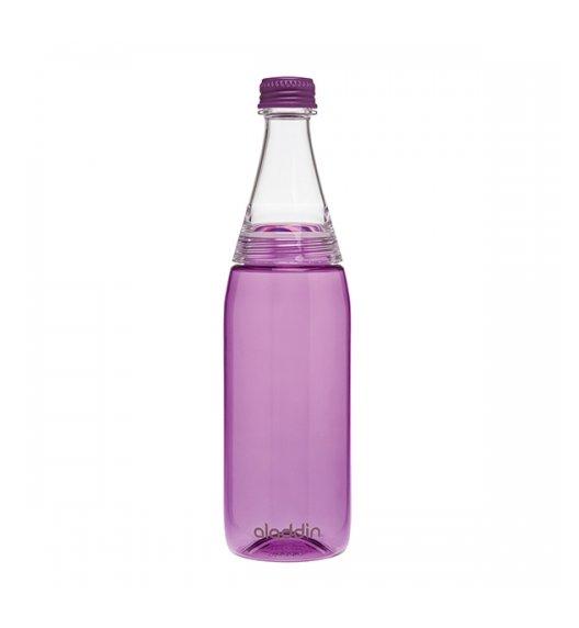 ALADDIN FRESCO TWIST&GO Butelka z podwójną zakrętką 700 ml / fioletowa