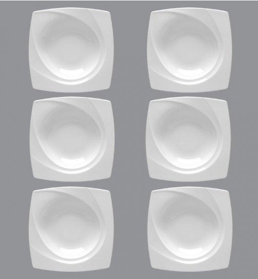 LUBIANA CELEBRATION Komplet Talerze głębokie 23 cm / 6 el / 6 os / porcelana