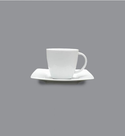 LUBIANA VICTORIA Filiżanka espresso 90 ml + spodek / porcelana