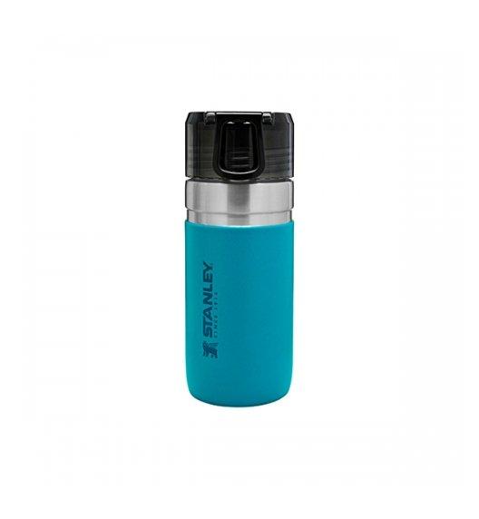 STANLEY GO SERIES Butelka termiczna 470 ml / niebieska / stal nierdzewna