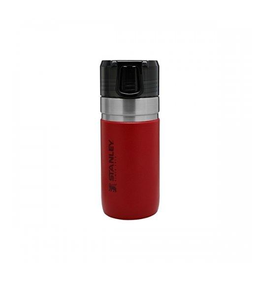 STANLEY GO SERIES Butelka termiczna 470 ml / czerwona / stal nierdzewna