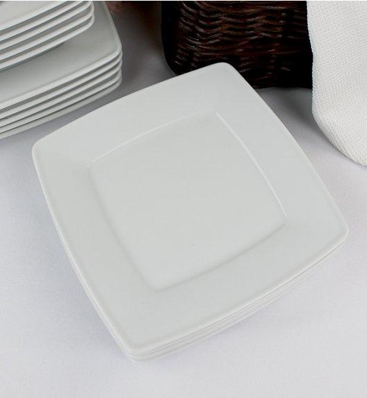 LUBIANA VICTORIA Talerz deserowy płytki 17 cm / porcelana