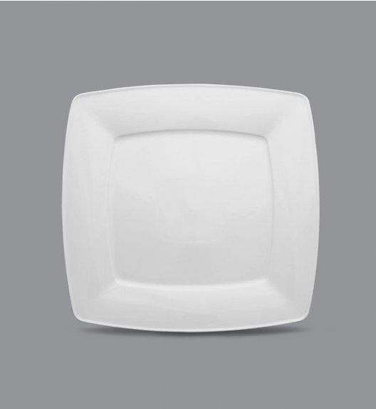 LUBIANA VICTORIA Talerz deserowy płytki 21 cm / porcelana