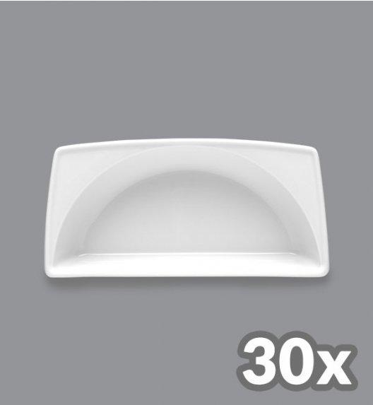 LUBIANA VICTORIA 30 x Rawierka półokrągła głęboka 21 cm / cena netto 11,10 zł / szt.