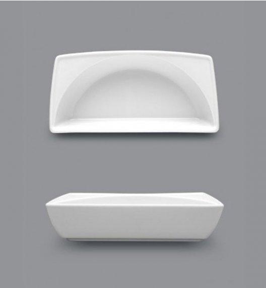 LUBIANA VICTORIA Rawierka półokrągła głęboka 21 cm / porcelana