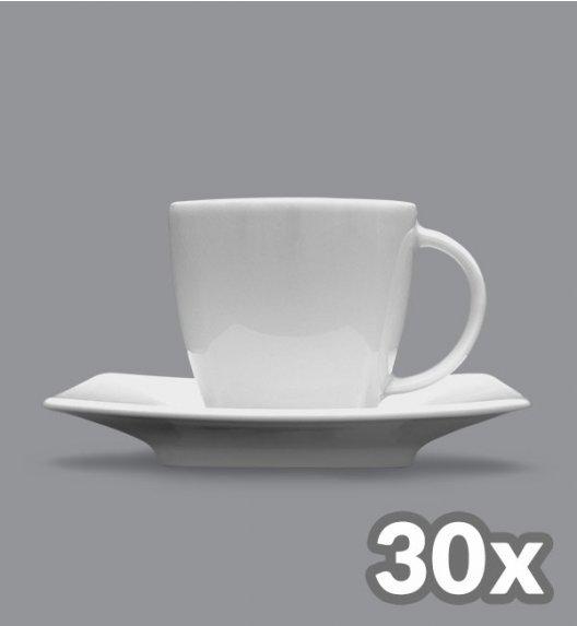 LUBIANA VICTORIA 30 x Filiżanka 200 ml + spodek / cena netto 9,50 zł / szt.