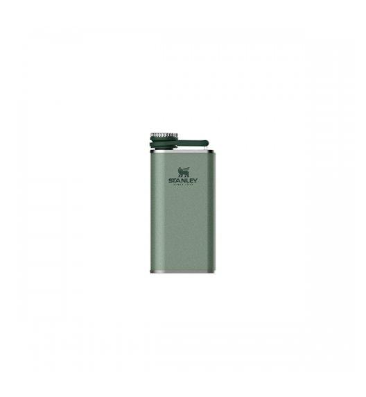 STANLEY CLASSIC Piersiówka 230 ml / zielona / stal nierdzewna