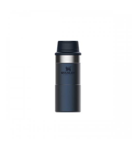 STANLEY TRIGGER CLASSIC Kubek termiczny 350 ml / granatowy / stal nierdzewna