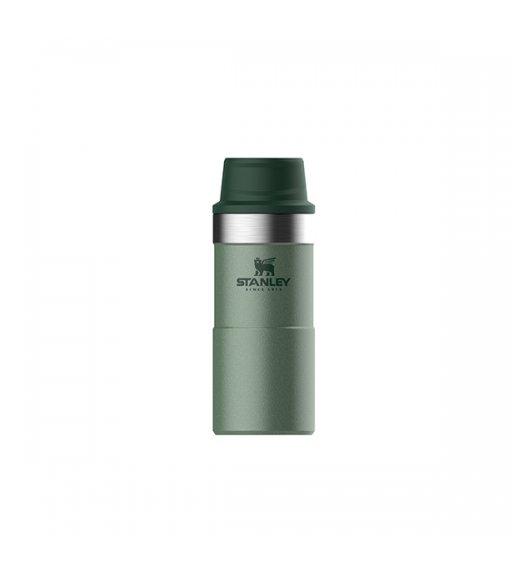 STANLEY TRIGGER CLASSIC Kubek termiczny 350 ml / zielony / stal nierdzewna