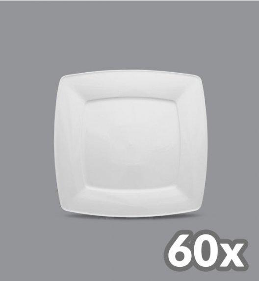LUBIANA VICTORIA x 60 Talerz deserowy płytki 17 cm / porcelana / cena netto 7,20 zł / szt.