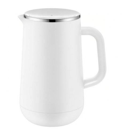 WMF IMPULSE Dzbanek termiczny 1l / biały / stal nierdzewna / Btrzy