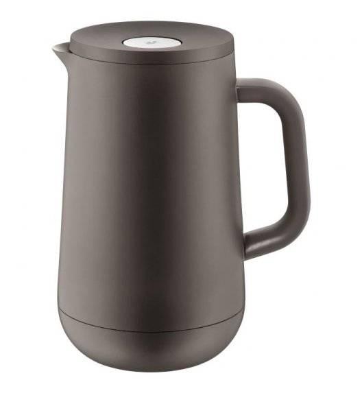 WMF IMPULSE Dzbanek termiczny na herbatę 1l / taupe / stal nierdzewna / Btrzy