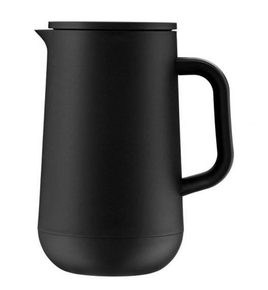 WMF IMPULSE Dzbanek termiczny na herbatę 1l / czarny / stal nierdzewna / Btrzy