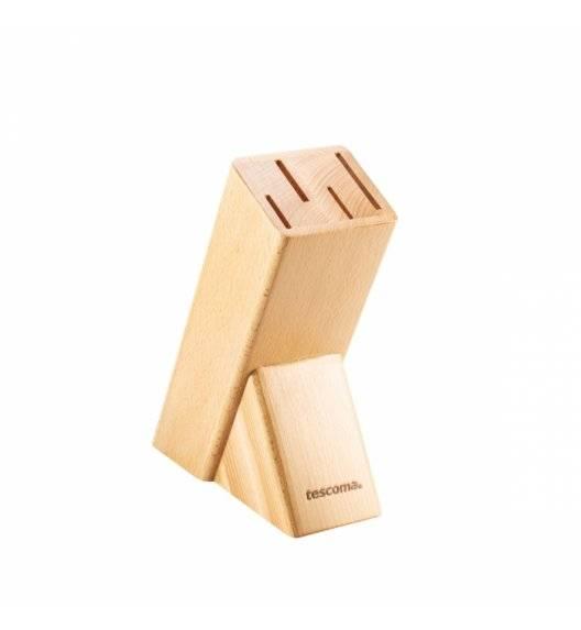 TESCOMA NOBLESSE Blok na 4 noże / drewno bukowe