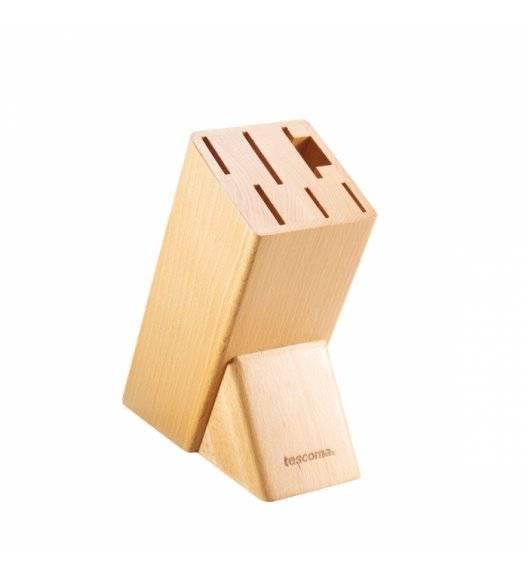 TESCOMA NOBLESSE Blok na 6 noży + miejsce na ostrzałkę / drewno bukowe