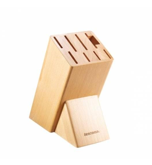TESCOMA NOBLESSE Blok na 14 noży + miejsce na ostrzałkę / drewno bukowe
