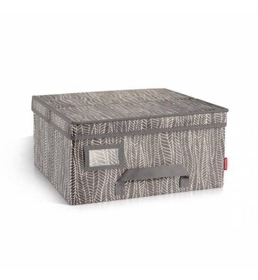 TESCOMA FANCY HOME Pudełko do przechowywania odzieży / 40 x 35 x 20 cm / cappuccino
