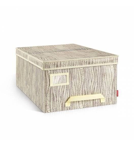TESCOMA FANCY HOME Pudełko do przechowywania odzieży / 40 x 52 x 25 cm /  kremowe