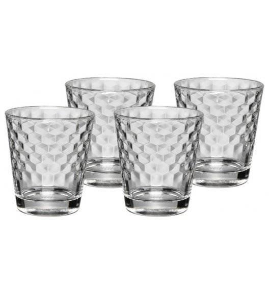 WMF COFFEE TIME Zestaw szklanek do wody 230 ml / 4 sztuki / Btrzy