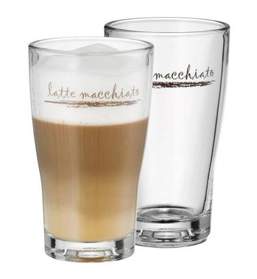 WMF BARISTA Zestaw 2 szklanek do latte macchiato 265 ml / Btrzy