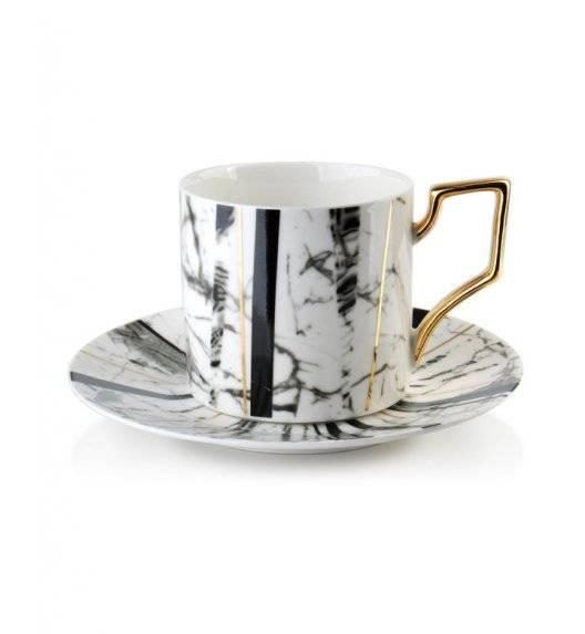 CRISTIE Filiżanka ze spodkiem 200 ml / porcelana