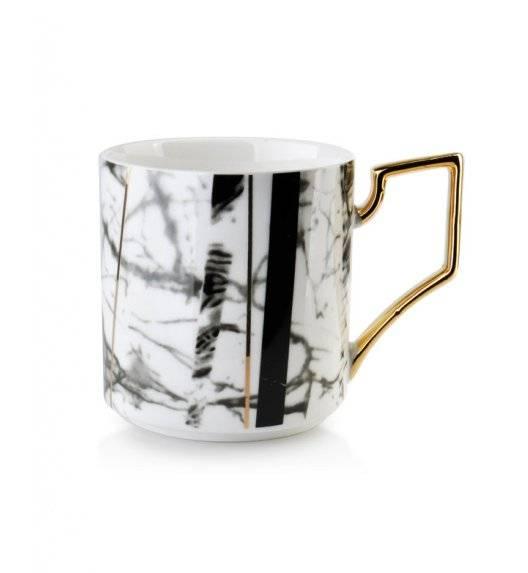 CRISTIE Kubek 330 ml / porcelana / marmur