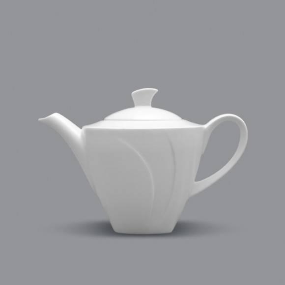 LUBIANA CELEBRATION Czajnik 1,1 l + pokrywka / 2 el / porcelana