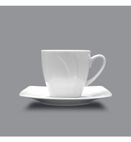 LUBIANA CELEBRATION Filiżanka do espresso 90 ml + spodek 12 cm / 2 el / porcelana