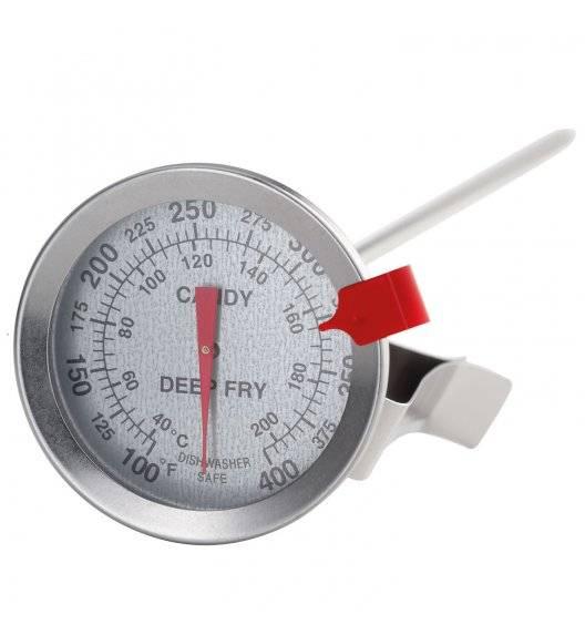 JUDGE Termometr kuchenny do przetworów 32 cm / stal nierdzewna