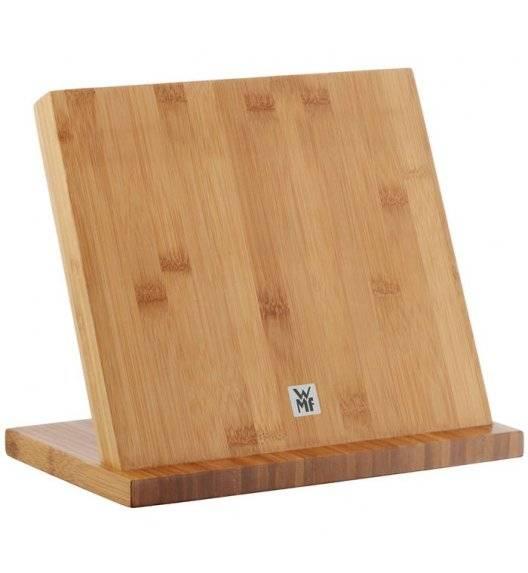 WMF Magnetyczny blok na noże 27 x 26 cm / bambus