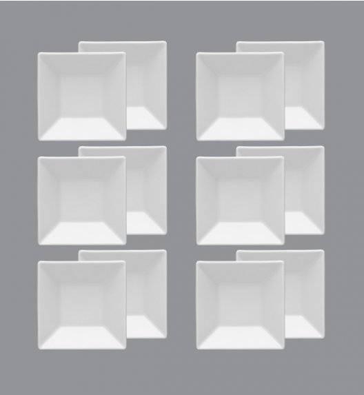 LUBIANA CLASSIC Komplet 12 x salaterka 18 cm / porcelana
