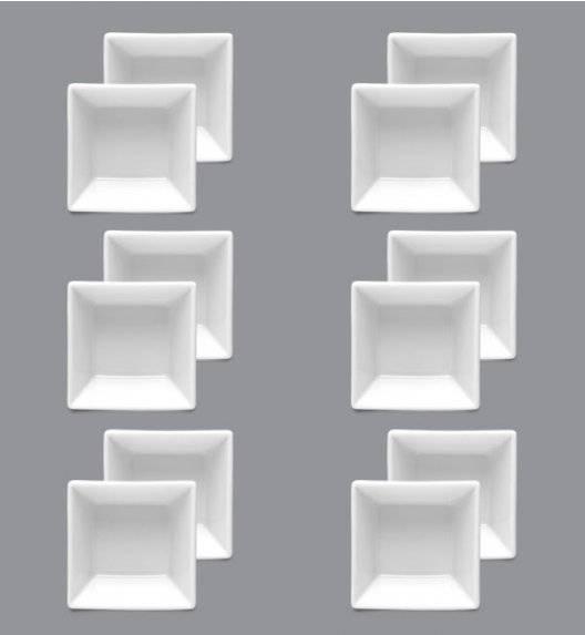 LUBIANA CLASSIC Komplet 12 x salaterka 12 cm / porcelana