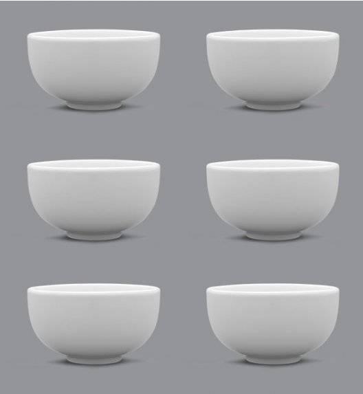 LUBIANA CLASSIC Komplet Miska / salaterka 8 cm / 6 elementów / porcelana