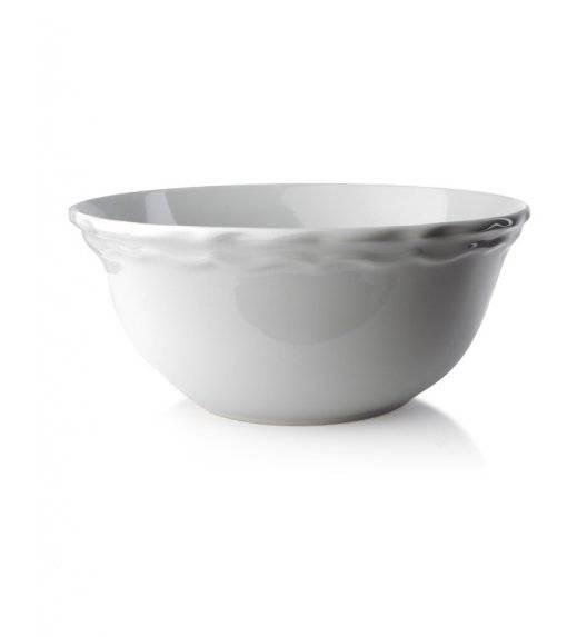 JULIET Miska ceramiczna 3,2 l / Ø 25 cm / szara