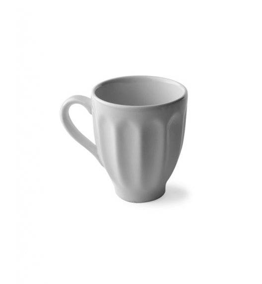 BADEM Kubek 280 ml / szary / ceramika