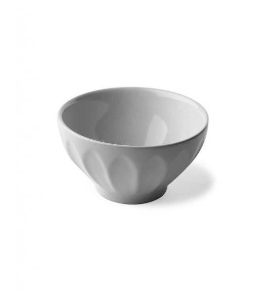 BADEM Miska 400 ml Ø 13,5 cm / szara / ceramika