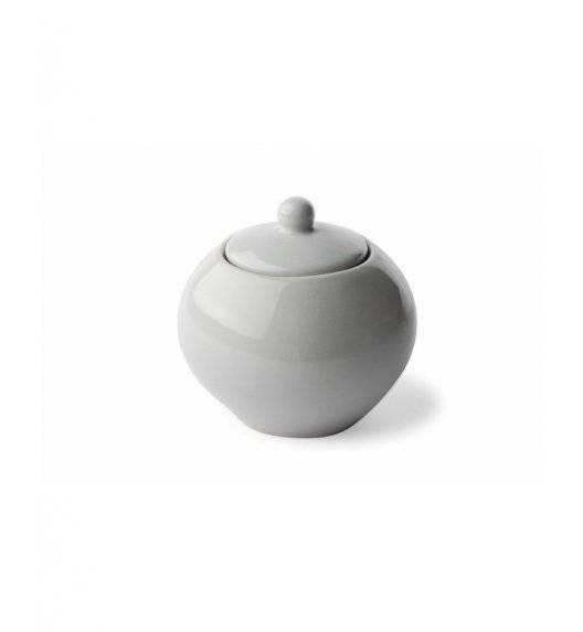 JULIET Cukiernica 350 ml / szara / ceramika