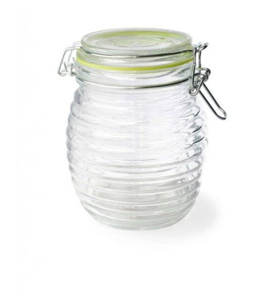MONDEX Słoik z klamerką 850 ml / szkło