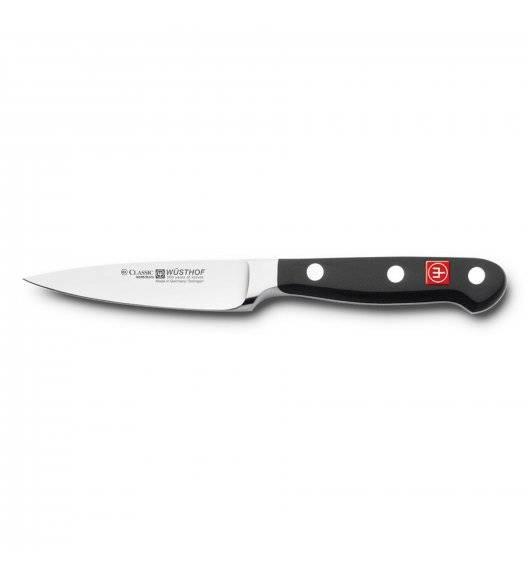WÜSTHOF CLASSIC Nóż do warzyw 9 cm / stal kuta