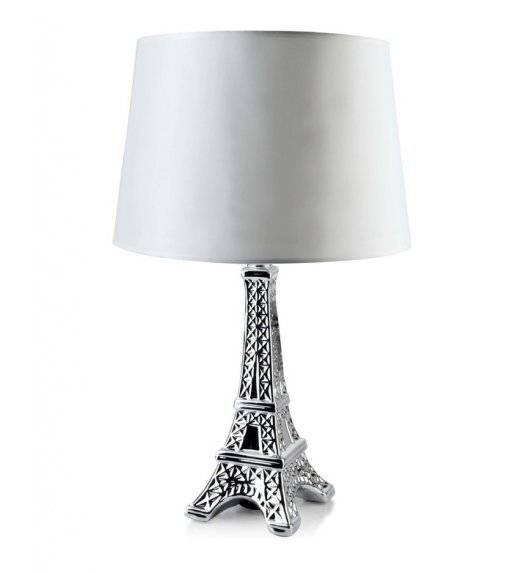 MONDEX LENA Lampa 54 cm / wieża Eiffla / ceramika