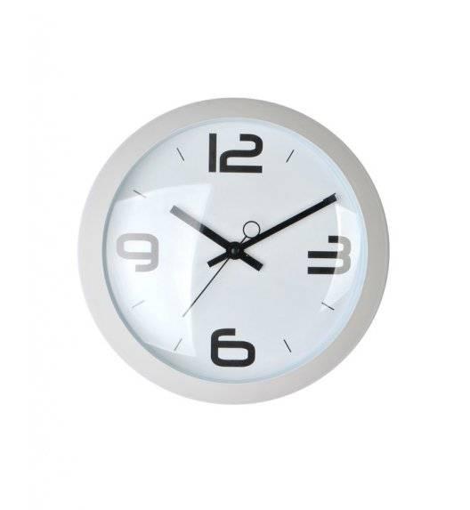 MONDEX Zegar ścienny okrągły 25,4 cm / biały