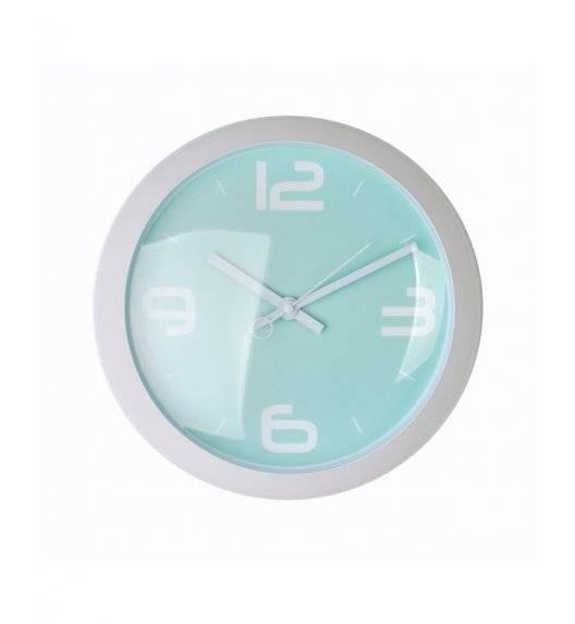 MONDEX Zegar ścienny okrągły 25,4 cm / miętowy