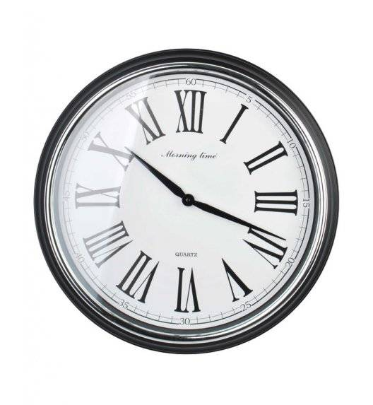 MONDEX Zegar ścienny okrągły 50,8 cm / czarny