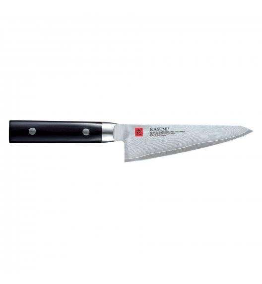 KASUMI DAMASCUS Japoński nóż do trybowania 14 cm / stal damasceńska