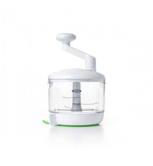 OXO GOOD GRIPS Ręczny robot kuchenny 1 l / biały