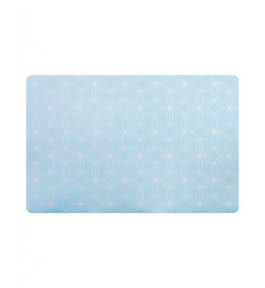 MONDEX BASIC KITCHEN  Mata stołowa dekoracyjna 43,5 x 28,2 cm / niebieska