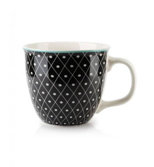 AFFEKDESIGN MAROCCO Kubek 510 ml / porcelana / czarny
