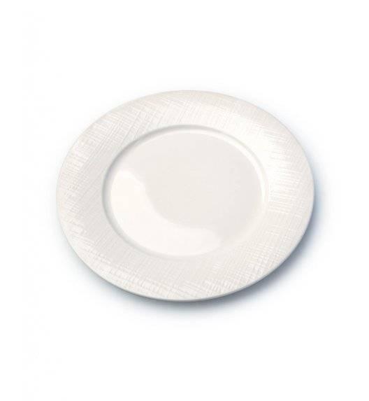 MONDEX LEN Talerz deserowy 19 cm / porcelana