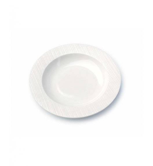 MONDEX LEN Talerz głęboki 22 cm / porcelana